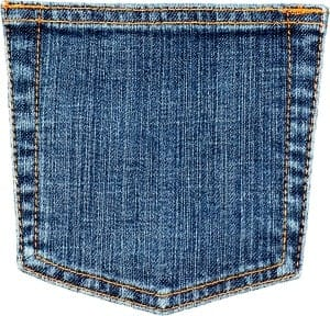 כיס ג'ינס