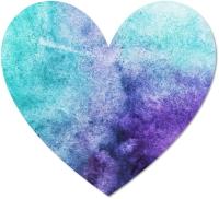 גוונים של סגול וכחול