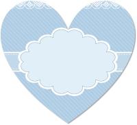 לב עם מסגרת